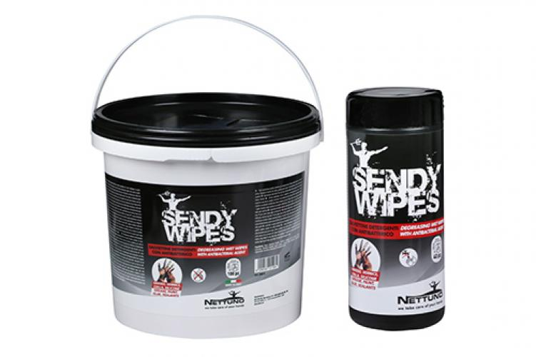 SENDY WIPES